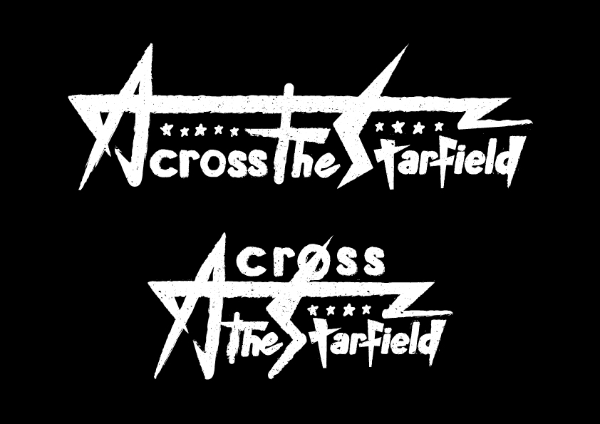 Across the Starfield_ロゴ