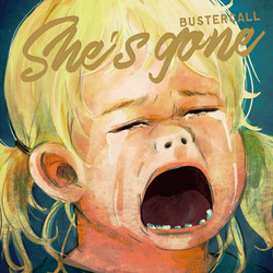 BUSTERCALL [she's gone]ジャケデザイン