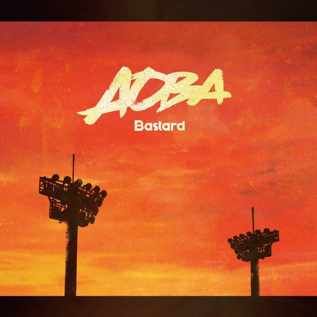 AOBA「Bastard」ジャケットデザイン