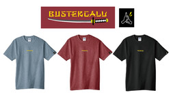 BUSTERCALL刀Tシャツ