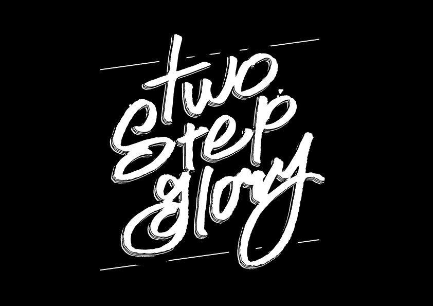 two step glory ロンTデザイン