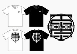 two step glory Tシャツデザイン