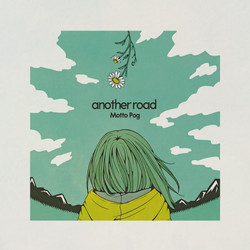 Motto Pog 2ndDEMO「another road」ジャケデザ
