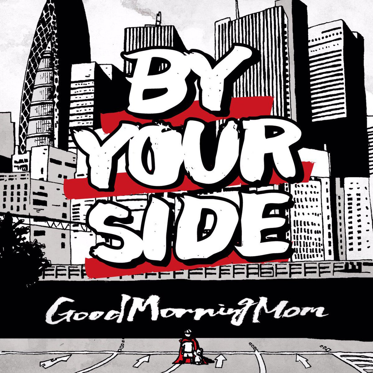 GoodMorningMom[BY YOUR SIDE]ジャケットデザイ