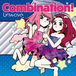 Unwave「Combination!」ジャケットデザイン