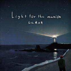 thMAN【Light for the reunion】ジャケットデザイ