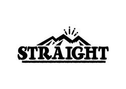STRAIGHTロゴデザイン