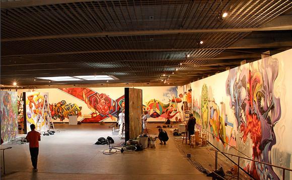 Bienal Internacional do Graffiti Fine Art