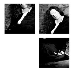 Playing Dead Triptych