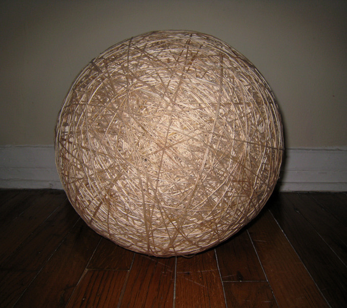 Prop Ball of Yarn 36""