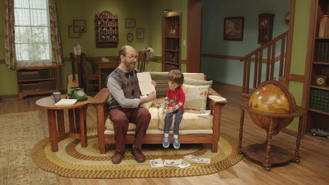 """Mr. Neighbor's House"" Pilot- Adult Swim"