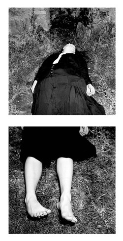 Playing Dead Diptych