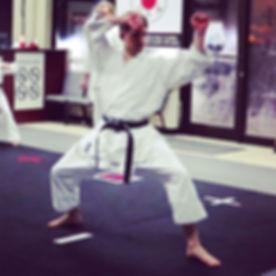 ⛩️ Heian Nidan, the 2nd kata you'll lear