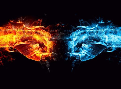 Mind like Ice, Spirit like Fire