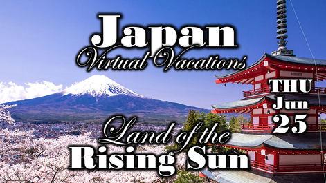 Japan Virtual Vacation
