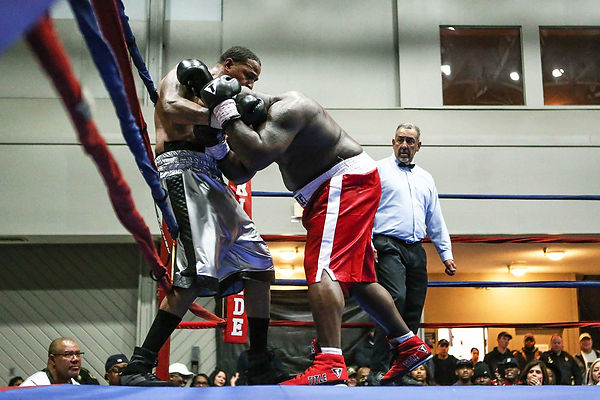Rydell Booker VS. Rodney Moore