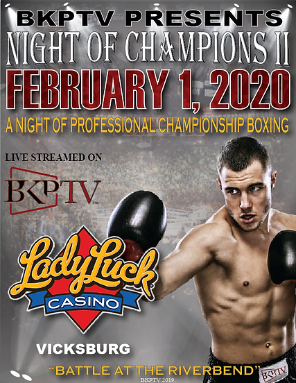 BKPTV Lady Luck Promotional Flyer.png