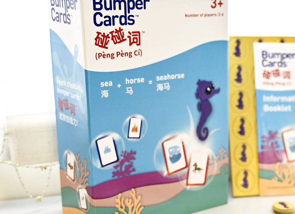 Bumper Cards™ Card Game - Creativity through Language