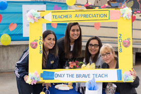 WHS Celebrates Teacher Appreciation Day