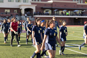 Girls' Soccer Team Amazing Season Comes to an End