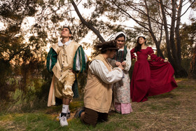 WHS Drama Troupe: Into the Woods