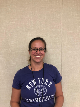 Spotlight on New Teacher: Ms. Berger