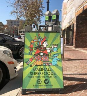 Malinalli Superfoods Opens Storefront