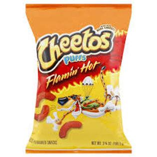 Cheetos Hot Puffs