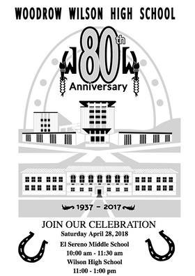 WHS 80th Anniversary Celebration