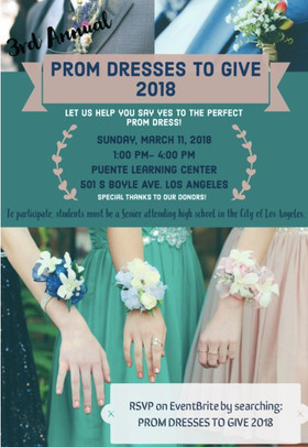 Attention Prom Goers!