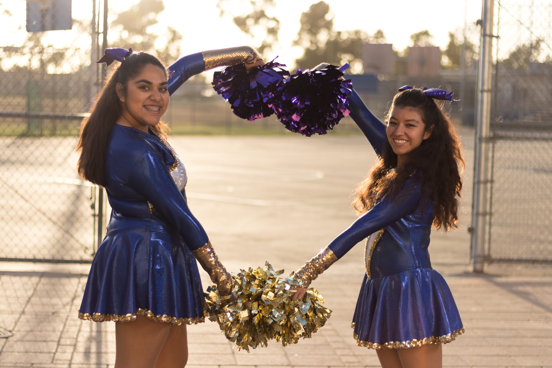 Nereyda Zacarias & Rosalena Martinez