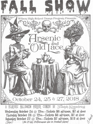 WHS Drama Presents: Arsenic and Old Lace