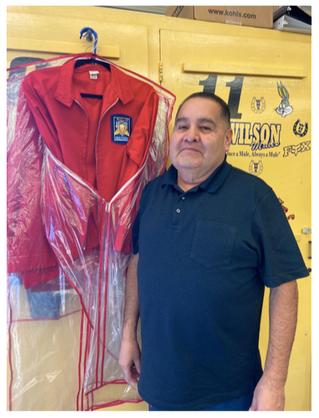 Spotlight on Mr. Chavez