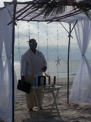 Beach Officiant