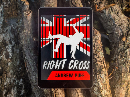 Cover Reveal & Release Date for Right Cross
