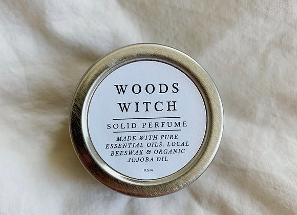 Woods Witch | Solid Perfume
