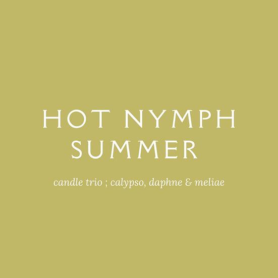 Hot Nymph Summer Set