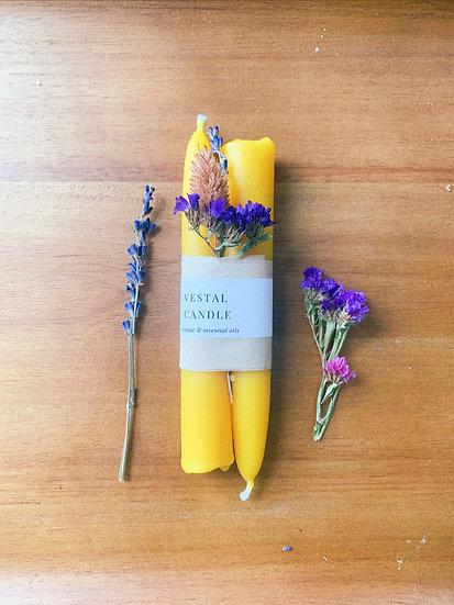 Tapers & Flowers Bundle