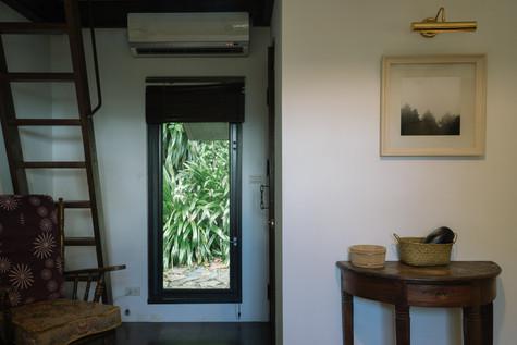 紋石主臥室