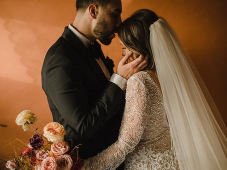 Laura & Giancarlo Wedding