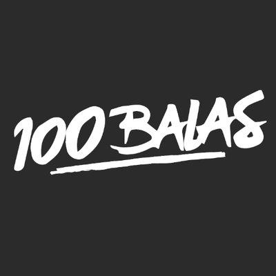 logo 100 balas