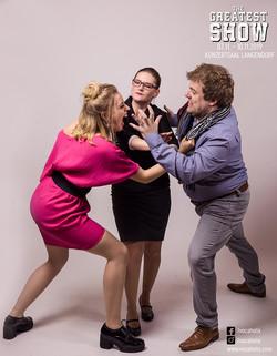 Quinn, Mrs. Fudge und Kurt