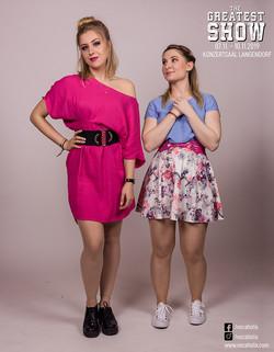 Quinn und Sarah