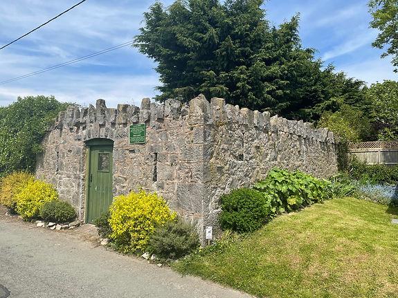 Pinfold at Caerwys