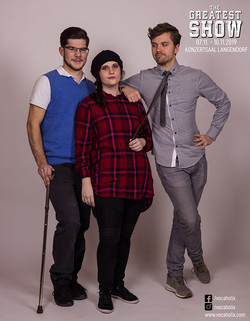 Artie, Tina und Will