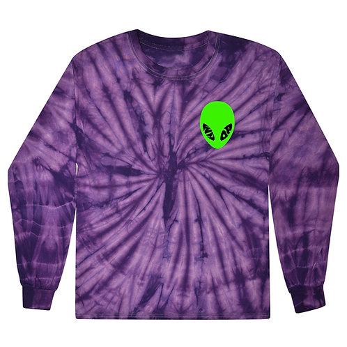 Purple Drip Trip Long Sleeve