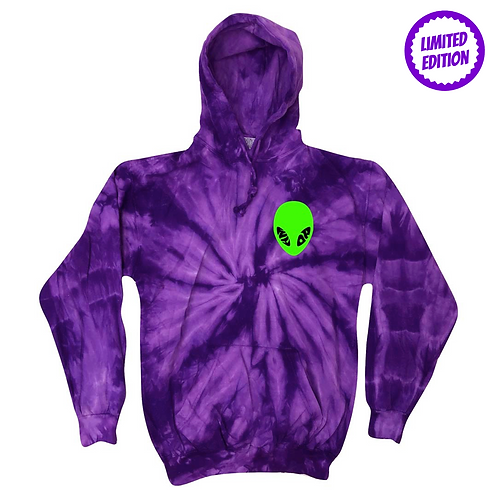 Purple Drip Trip Hoodie