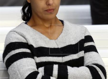 Samira, la primera mujer juzgada en España por terrorismo islamista.