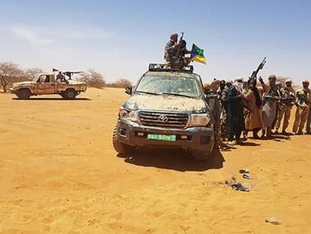 "Mao en Níger? ""Back to basics"" en insurgencia y contrainsurgencia."