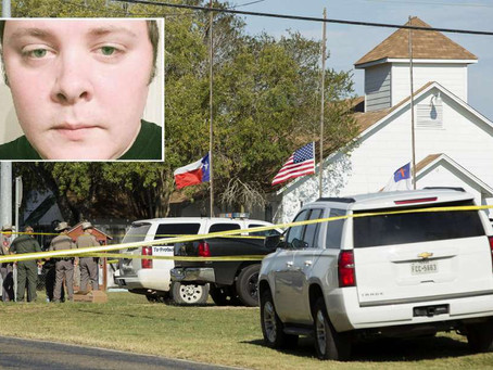 The softest of Targets: Worship houses & the Texas Shooting